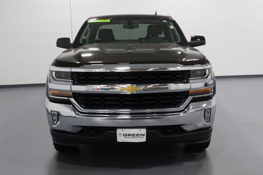 2018 Silverado 1500 Double Cab 4x4,  Pickup #E20349 - photo 3