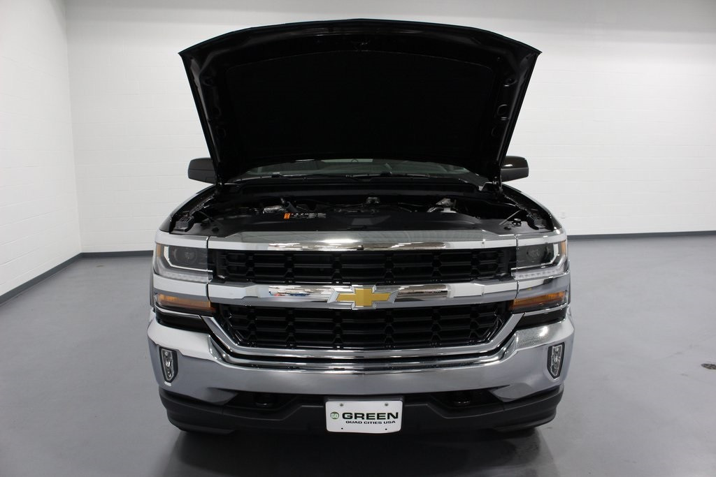 2018 Silverado 1500 Double Cab 4x4,  Pickup #E20349 - photo 45