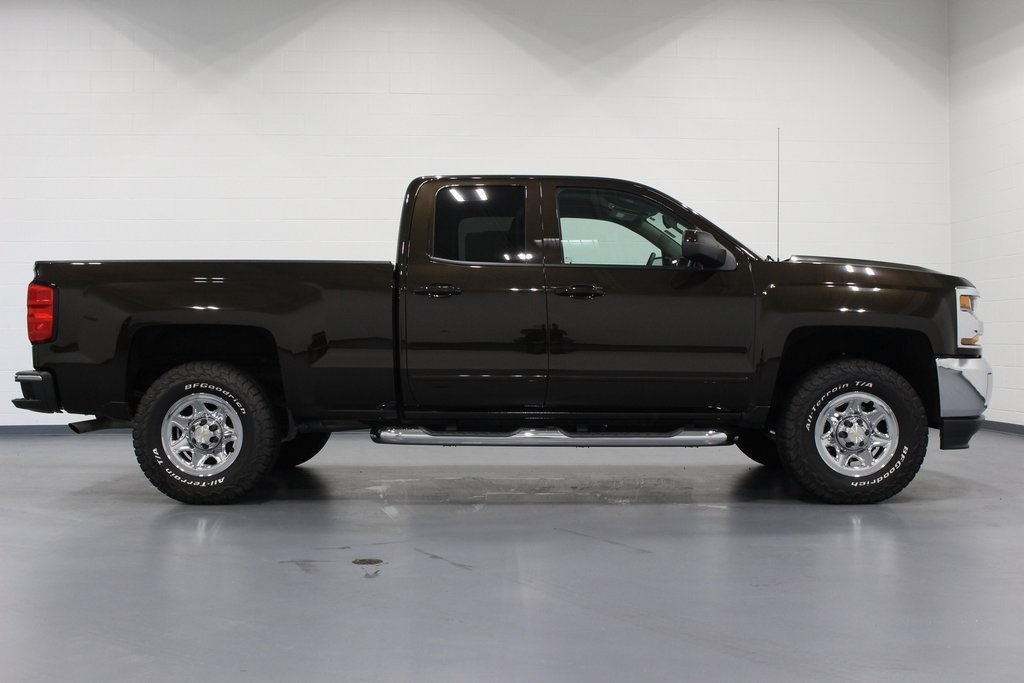 2018 Silverado 1500 Double Cab 4x4,  Pickup #E20349 - photo 8