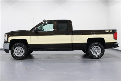 2018 Silverado 1500 Double Cab 4x4, Pickup #E20349 - photo 5