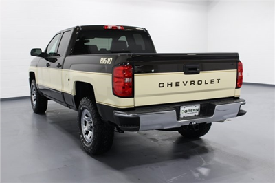 2018 Silverado 1500 Double Cab 4x4, Pickup #E20349 - photo 6