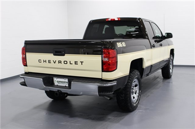 2018 Silverado 1500 Double Cab 4x4, Pickup #E20349 - photo 2