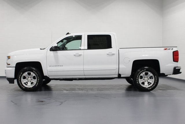 2018 Silverado 1500 Crew Cab 4x4, Pickup #E20357 - photo 5