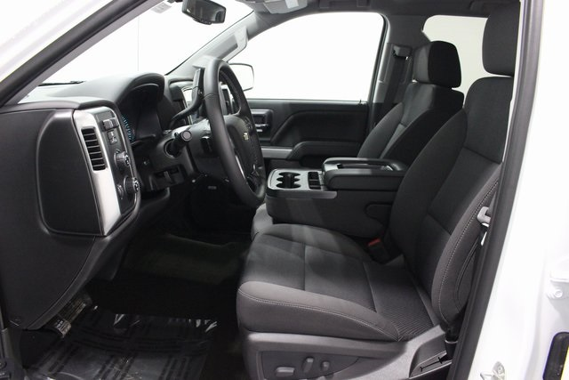 2018 Silverado 1500 Crew Cab 4x4, Pickup #E20357 - photo 11