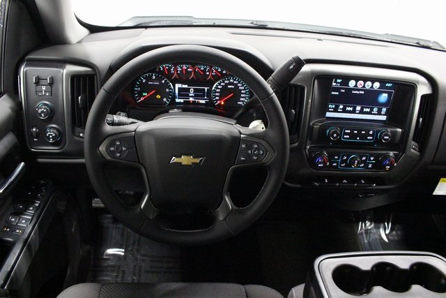 2018 Silverado 1500 Crew Cab 4x4, Pickup #E20357 - photo 21