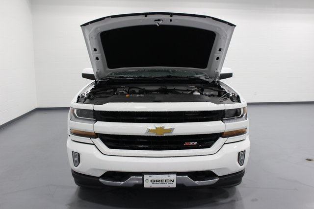 2018 Silverado 1500 Crew Cab 4x4, Pickup #E20357 - photo 48