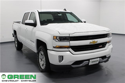 2018 Silverado 1500 Crew Cab 4x4, Pickup #E20357 - photo 1