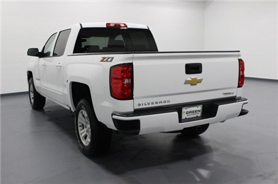 2018 Silverado 1500 Crew Cab 4x4, Pickup #E20357 - photo 6
