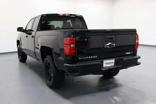 2018 Silverado 1500 Double Cab 4x4, Pickup #E20374 - photo 6