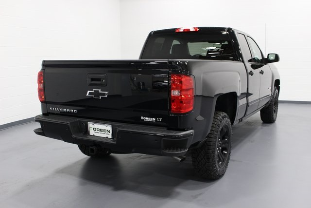 2018 Silverado 1500 Double Cab 4x4, Pickup #E20374 - photo 2