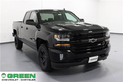 2018 Silverado 1500 Double Cab 4x4, Pickup #E20374 - photo 1