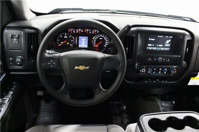 2018 Silverado 1500 Crew Cab 4x4, Pickup #E20385 - photo 21