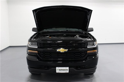 2018 Silverado 1500 Crew Cab 4x4, Pickup #E20385 - photo 43
