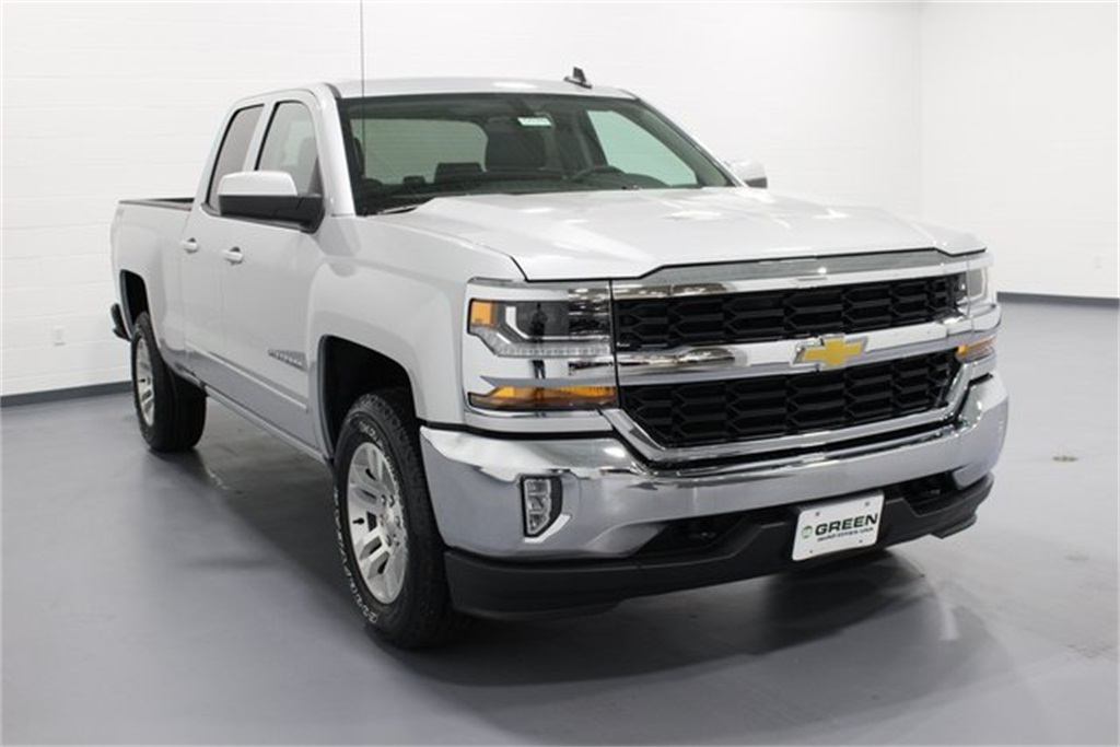 2018 Silverado 1500 Double Cab 4x4,  Pickup #E20395 - photo 1