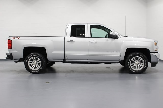 2018 Silverado 1500 Double Cab 4x4,  Pickup #E20395 - photo 8