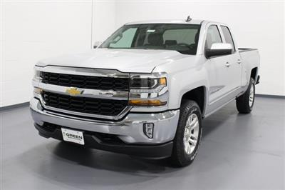2018 Silverado 1500 Double Cab 4x4,  Pickup #E20395 - photo 4