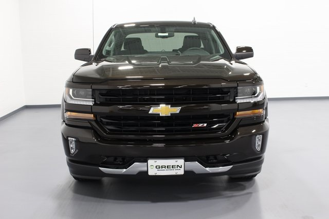 2018 Silverado 1500 Double Cab 4x4,  Pickup #E20410 - photo 3