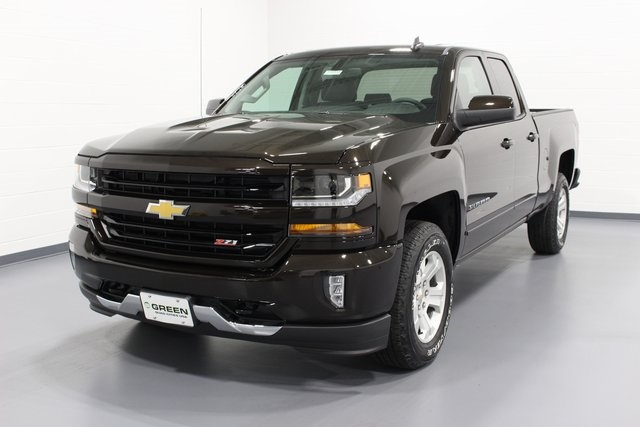 2018 Silverado 1500 Double Cab 4x4,  Pickup #E20410 - photo 4