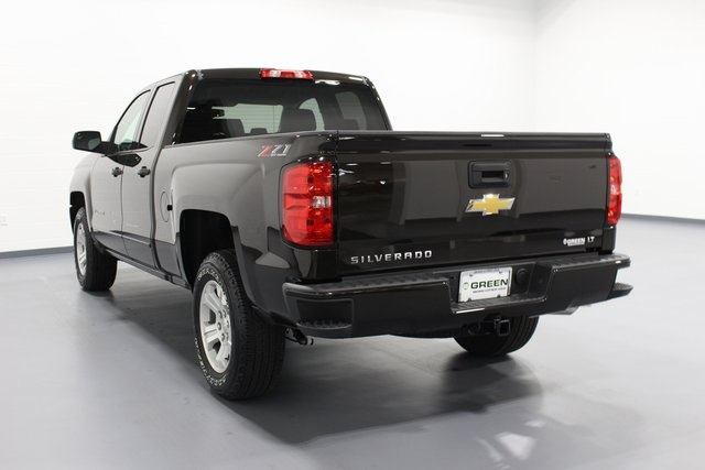 2018 Silverado 1500 Double Cab 4x4,  Pickup #E20410 - photo 6