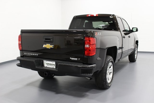 2018 Silverado 1500 Double Cab 4x4,  Pickup #E20410 - photo 2