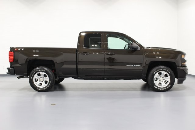 2018 Silverado 1500 Double Cab 4x4,  Pickup #E20410 - photo 8