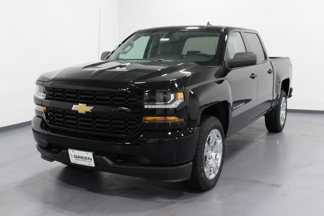 2018 Silverado 1500 Crew Cab 4x4,  Pickup #E20427 - photo 4