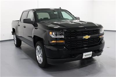 2018 Silverado 1500 Crew Cab 4x4,  Pickup #E20427 - photo 1