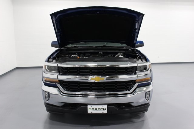 2018 Silverado 1500 Crew Cab 4x4,  Pickup #E20435 - photo 46