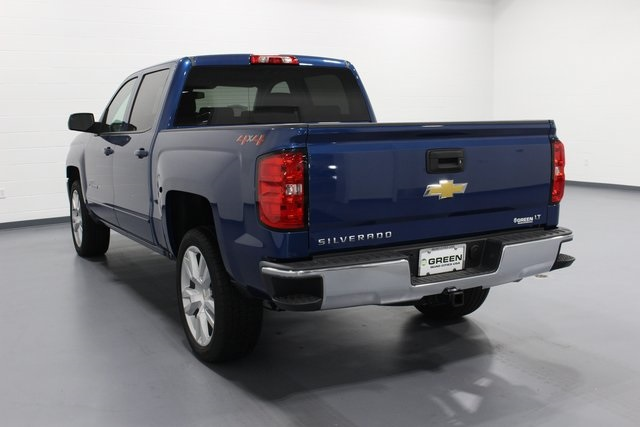 2018 Silverado 1500 Crew Cab 4x4,  Pickup #E20435 - photo 6