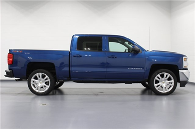 2018 Silverado 1500 Crew Cab 4x4,  Pickup #E20435 - photo 8