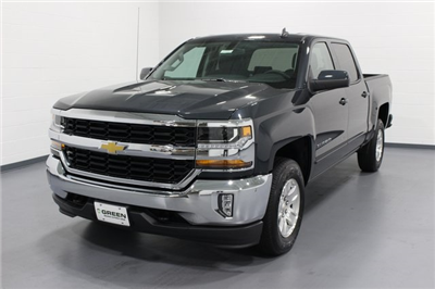 2018 Silverado 1500 Crew Cab 4x4, Pickup #E20452 - photo 4