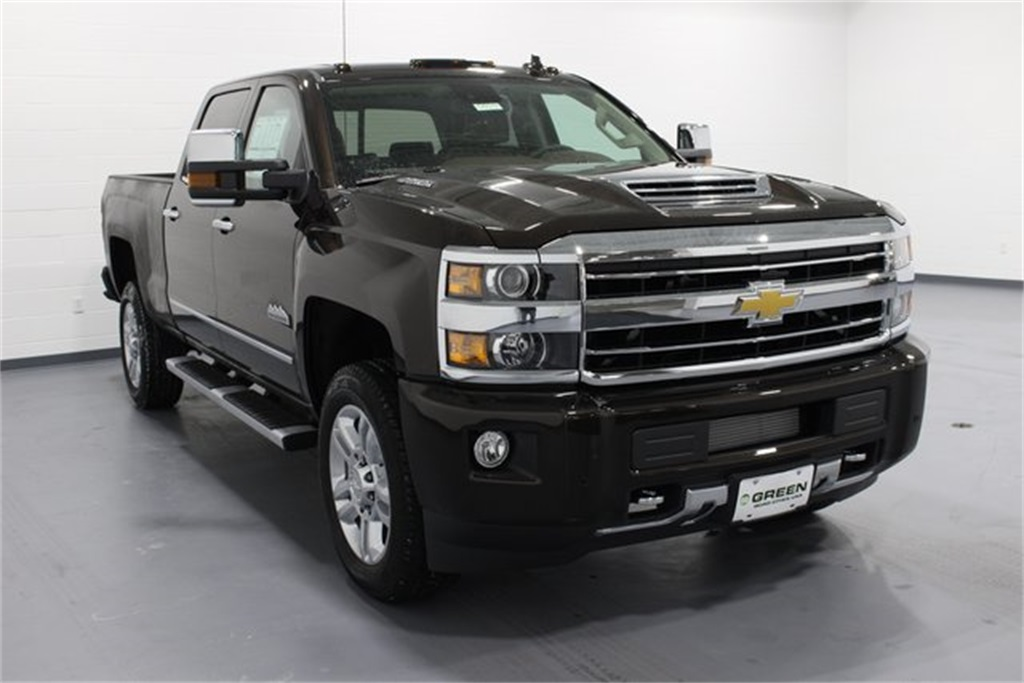 2018 Silverado 2500 Crew Cab 4x4,  Pickup #E20548 - photo 1