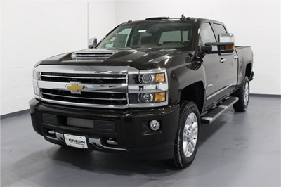 2018 Silverado 2500 Crew Cab 4x4,  Pickup #E20548 - photo 4