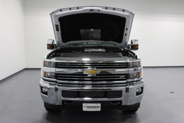 2018 Silverado 2500 Crew Cab 4x4,  Pickup #E20592 - photo 48