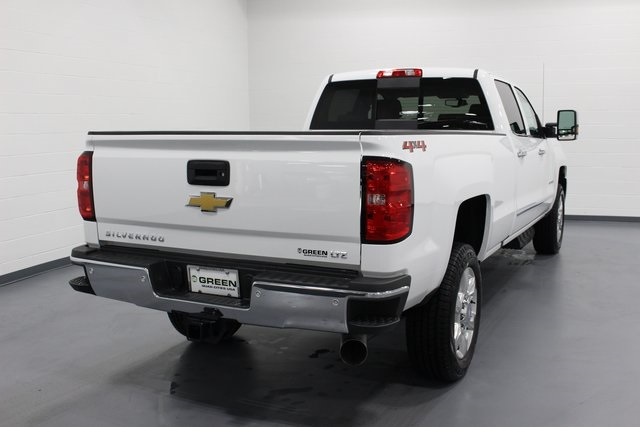2018 Silverado 2500 Crew Cab 4x4,  Pickup #E20592 - photo 2