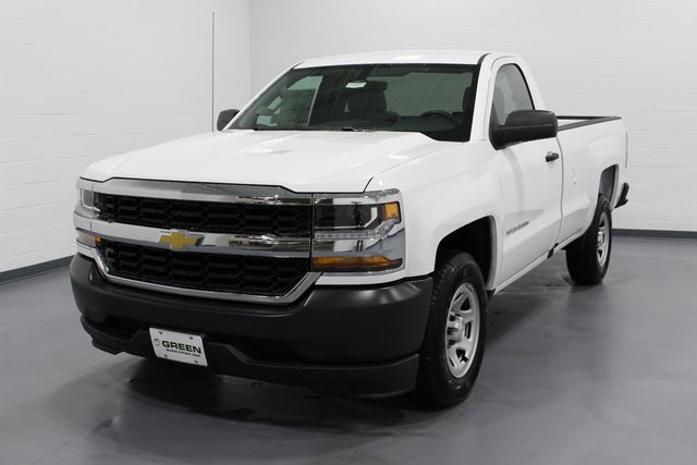 2018 Silverado 1500 Regular Cab, Pickup #E20610 - photo 4