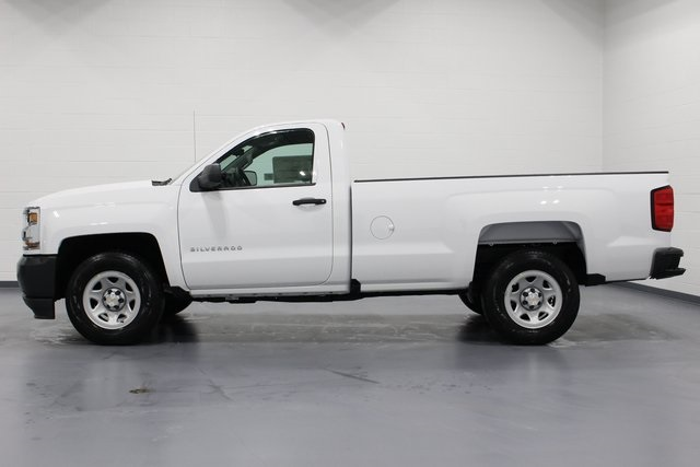 2018 Silverado 1500 Regular Cab 4x2,  Pickup #E20610 - photo 5
