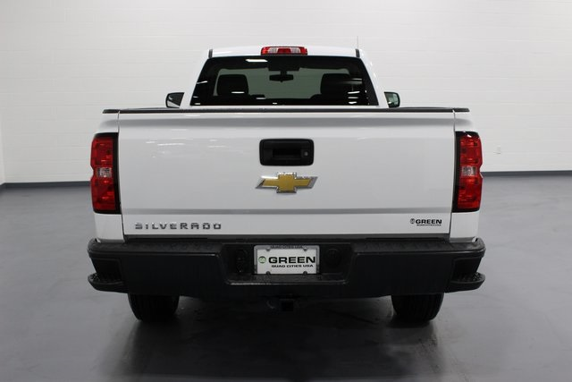 2018 Silverado 1500 Regular Cab, Pickup #E20610 - photo 7