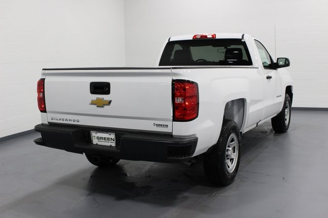 2018 Silverado 1500 Regular Cab 4x2,  Pickup #E20610 - photo 2