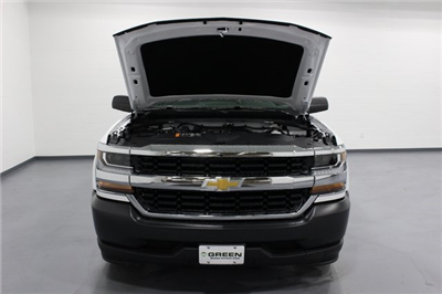 2018 Silverado 1500 Regular Cab, Pickup #E20610 - photo 36
