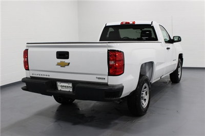 2018 Silverado 1500 Regular Cab, Pickup #E20610 - photo 2