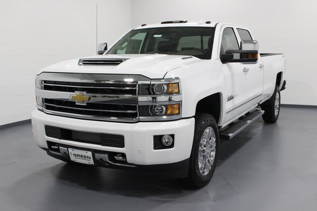2018 Silverado 2500 Crew Cab 4x4,  Pickup #E20614 - photo 4