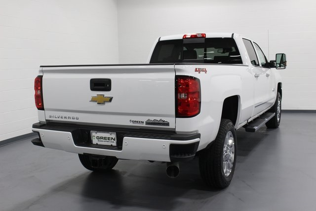 2018 Silverado 2500 Crew Cab 4x4,  Pickup #E20614 - photo 2