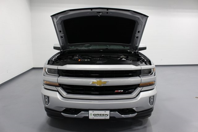 2018 Silverado 1500 Double Cab 4x4, Pickup #E20644 - photo 45