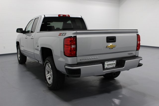 2018 Silverado 1500 Double Cab 4x4, Pickup #E20644 - photo 6