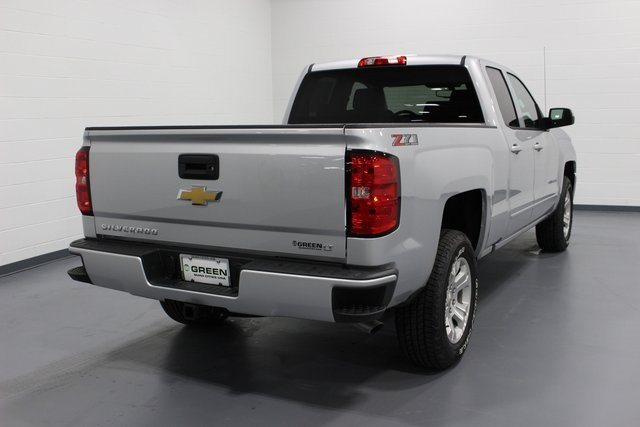 2018 Silverado 1500 Double Cab 4x4, Pickup #E20644 - photo 2