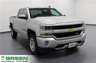 2018 Silverado 1500 Double Cab 4x4, Pickup #E20644 - photo 1