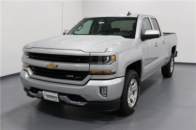 2018 Silverado 1500 Double Cab 4x4, Pickup #E20644 - photo 4