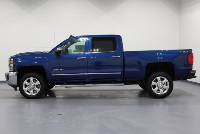 2018 Silverado 2500 Crew Cab 4x4,  Pickup #E20649 - photo 5