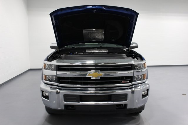 2018 Silverado 2500 Crew Cab 4x4,  Pickup #E20649 - photo 49